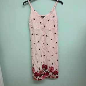 TopShop Petite Floral Dress (PM322)